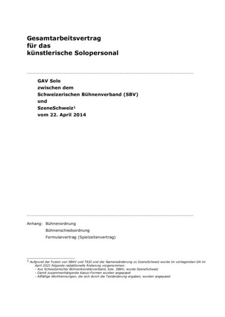 thumbnail of GAV SOLO 22.4.2014 SzeneCH
