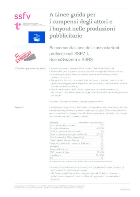 thumbnail of IT Richtlinien_Gagen&_Buyouts_ Szene CH 2021