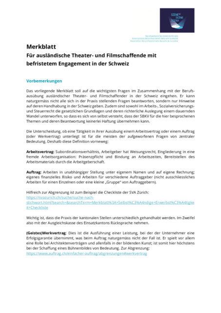 thumbnail of Merkblatt_Kurzleitfaden_ausl_Theater_Filmschaffende SzeneCH 2021