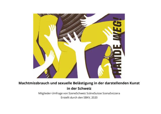 thumbnail of SzeneCH April 2021 Machtmissbrauch Umfrage Auswertung
